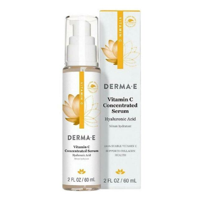 DERMA E - Vitamin C Concentrated Serum - 2 fl. oz. (60 ml)