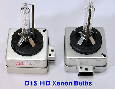 D3S 4300K 35W Factory Fitted Xenon HID OEM Replacement Bulbs Bulb white Light