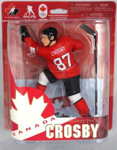 Sidney Crosby McFarlane Team Canada 2014 Sochi Olympics Figure