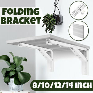 Pleasing Details About 2X Folding Table Leg Bench Shelf Bracket Fitting Foldable Long Release Arm Uwap Interior Chair Design Uwaporg