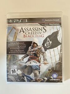 ASSASSINS-CREED-4-BLACK-FLAG-PLAYSTATION-3-PS3-FREE-UK-POSTAGE