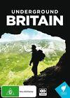 Underground Britain (DVD, 2015, 2-Disc Set)
