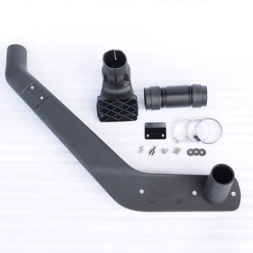 PASS Snorkel Air Ram Intake Kit For Nissan MQ MK Patrol SD33 SD33-T 3.3L