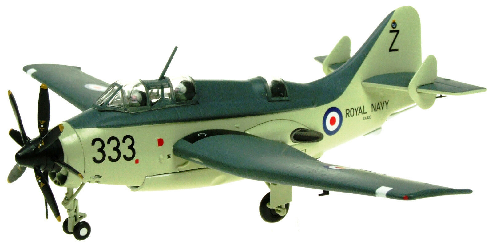 AVIATION 72 AV7252001 1 72 FAIREY GANNET XA420 333 824 NAS HMS ALBION 1957