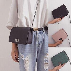 22-Colors-Women-Lady-Cross-Body-Shoulder-Bag-Leather-Casual-Handbag-Small-Bag