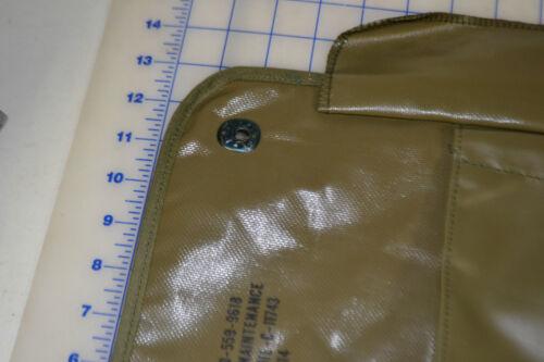 military case TM book vinyl maintenance records US new USGI USA M998 deuce