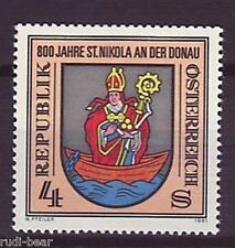 Österreich Nr. 1693 **  St Nikola an der Donau