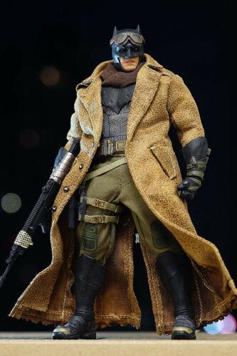 1//12 Batman Bruce Wayne Desert Suit Clothing Accessory Set Fit 6/'/' Action Figure