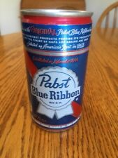 Pabst TEST Pull Tab Beer Can, Pabst Brewing ,Milwaukee WI
