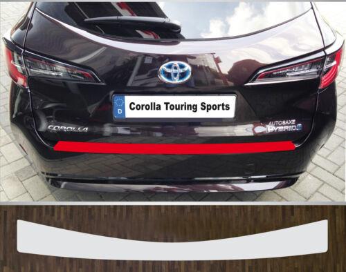 Barniz lámina de protección transparente parachoques toyota corolla Touring Sports a partir de 19