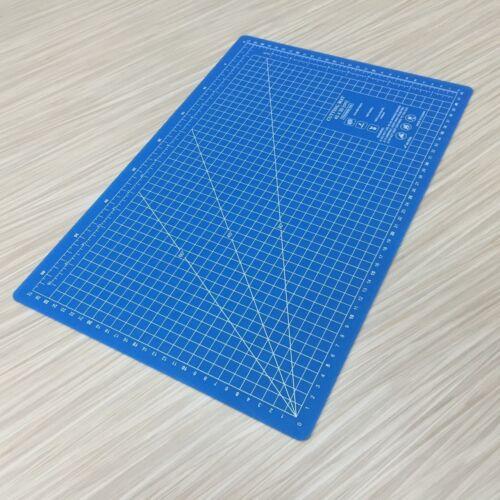 A3 450 X 300 Mm Blue 18L X 12W Inch Self Healing Eco Friendly Cutting Mat