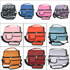 Portable Lunch Box Carry Tote Storage Bag Travel Picnic Insulated Thermal Cooler