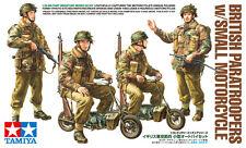 TRISTAR 35041 WWII British Paratroopers w//Welbikes Figuren in 1:35
