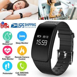 Fitness-Tracker-Waterproof-Wristband-Watch-Blood-Pressure-Heart-Rate-Monitor