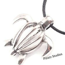 Silver Turtle Bead Pearl Cage Pendant for Akoyo Oyster Pearls Wish Locket 25-8