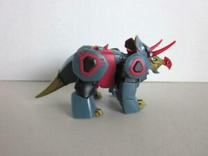 Transformers-Animated-Deluxe-Dinobot-bouclettes-Triceratops-Dinosaur-Figure-2007