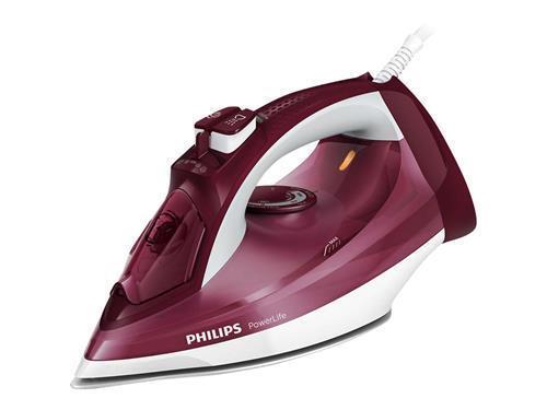 Ferro da stiro Philips Ferro vap 2400w c//piastra streamgli GC2997//40