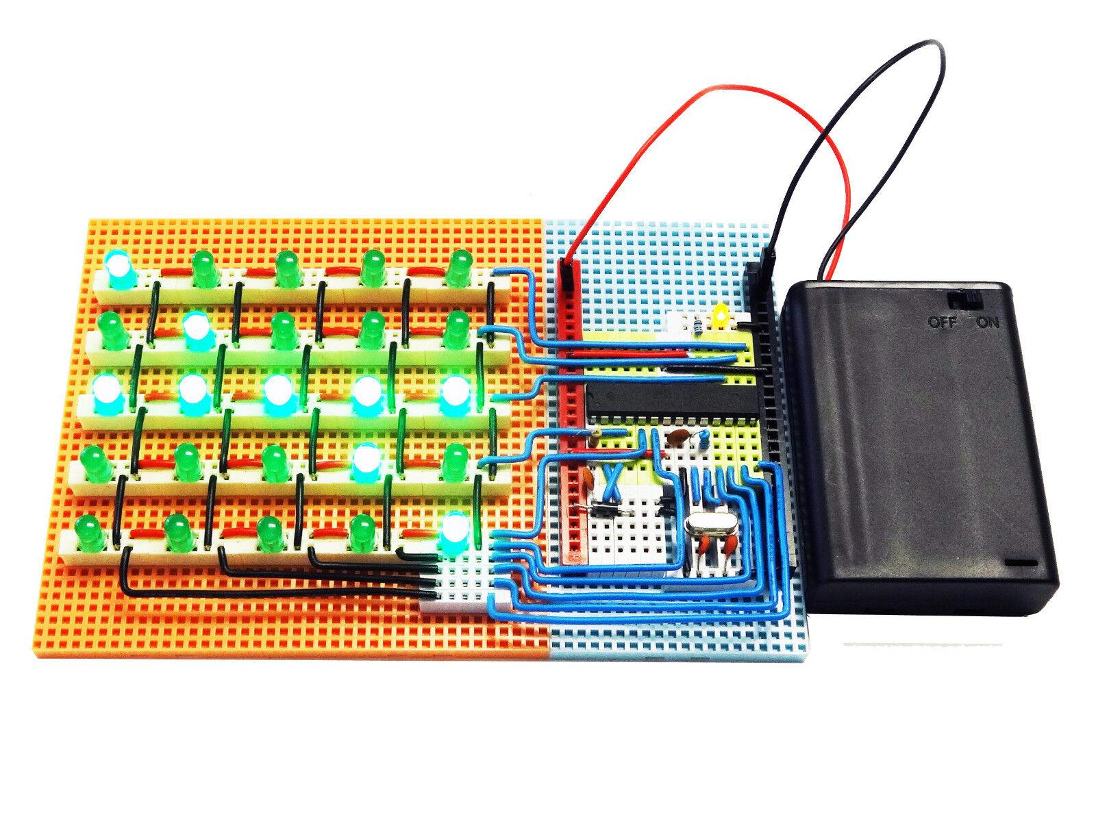 Envío 100% gratuito 5 Eboard Mastering Arduino Arduino Arduino Hardware y Software Todo en Uno Kit De Luces Led  tienda de bajo costo