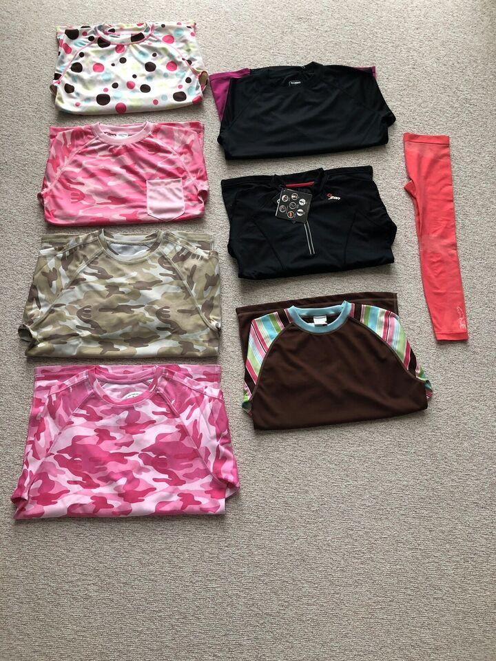 Fitnesstøj, Bluser, Ozon m.v.