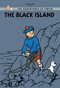 The-Black-Island-Tintin-Young-Readers-Herge-New