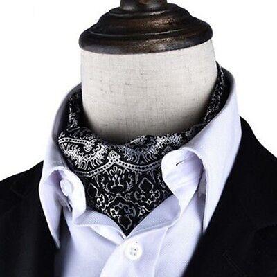 Krawatte Seidentuch Herrenschal Seide Seidenschal Herren Krawattenschal Tuch