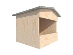 Chicken nest boxes - single size 30cm x 30cm x 30cm Coop Nest box Chickens /Hens