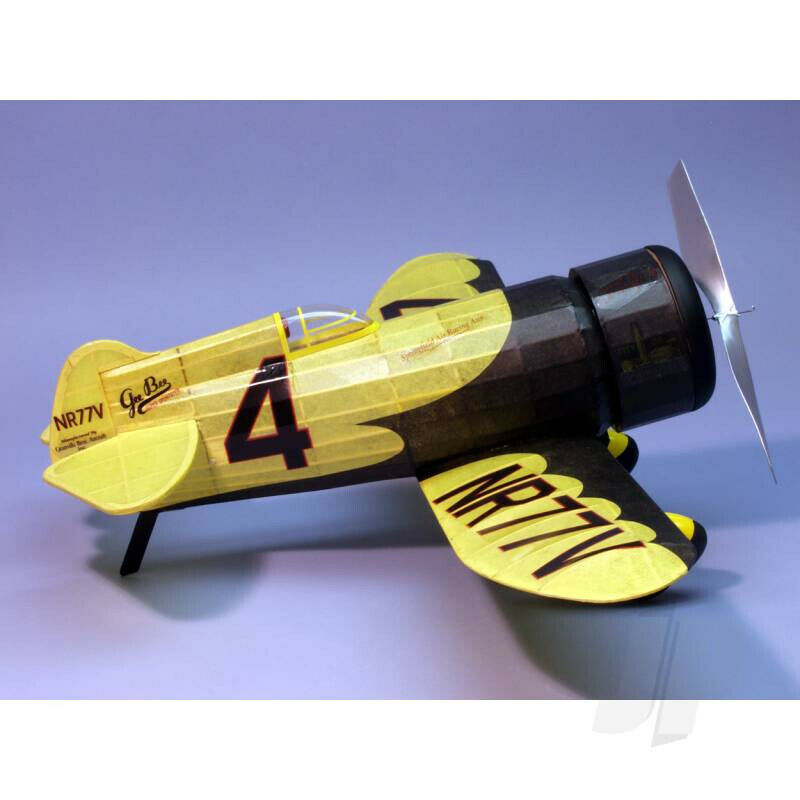 Dumas Gee Bee (406) Balsa Aircraft Kit