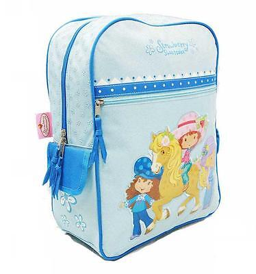Strawberry Shortcake Pink 16in Large Backpack #21970