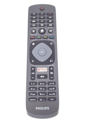 D/'Origine Telecommande Philips 55POS901F 55POS901F//12 55PUH6101 55PUH6101//88 Neu