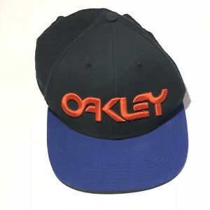 bc7d419b1f8 Men s One Size Adjustable Oakley Wool Blend Baseball Hat Cap
