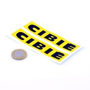 Cibie-Autocollants-Voiture-Rally-Racing-decals-vinyl-75-mm-x2-Renault-Turbo-Alpine