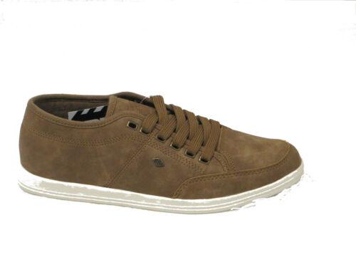 British Knights Poka Lo-Taupe Herren Sneaker Schuhe