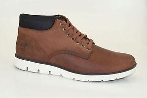 Timberland Bradstreet Chukka Boots Ultra Leicht Stiefeletten Schnürschuhe A13EE