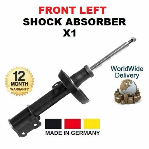 FOR VAUXHALL ASTRA 1998-2006 FRONT LEFT SHOCK ABSORBER