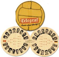 Fußball Programm Länderspiel Türkei - Deutschland 1951 Football programm
