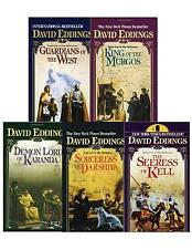 The Malloreon: Guardians of the West 1 by David Eddings (1988, Paperback)