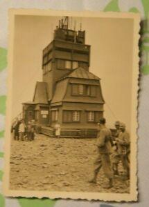 Foto-1931-Observatorium-Riesengebirge-Schneekoppe-Reichsamt-fuer-Wetterdienst-Y8