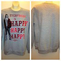 Duck Dynasty Mens Sweatshirt Happy Phil 2 Crew Fleece Guys Size M, L, Xl