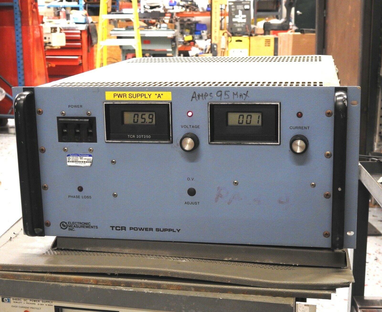 TDK-Lambda TCR 20T2500-1-D