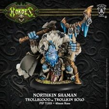 Hordes: Trollbloods: Northkin Shaman (PIP71103) Privateer Press NEW