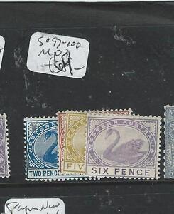 WESTERN AUSTRALIA (P0706B) SWAN SG97-100 MOG