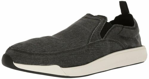 Size 8.0 Sanuk Men/'s Chiba Quest Sneaker Black
