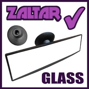 Rear View Suction Cup Instructor Safety Glass Mirror Wide Angle Blind Car Camper