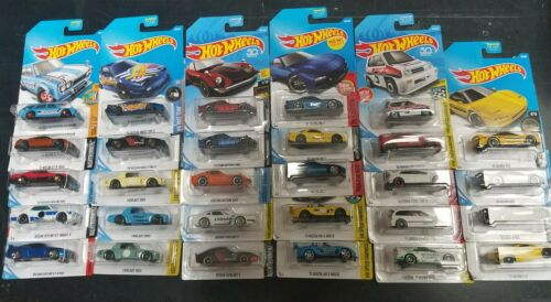 SAVE! 2017-2018 Hot Wheels CREATE YOUR OWN LOT ~ REGULARLY UPDATED ~ PRICE DROP