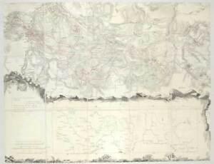 Polen Schlesien Karte.Details Zu Lubań Lauban Polen Schlesien 7 Jährig Krieg Karte 1805