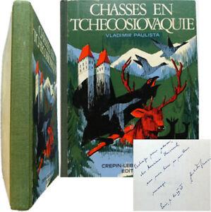 Chasses En Tchécoslovaquie 1968 Envoi Vladimir Paulista Paradis Chasseurs Gibier Prix Le Moins Cher De Notre Site