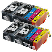 10x Drucker Patrone für HP 920 XL OfficeJet 6000 6500 7000 7500 A Plus Wireless