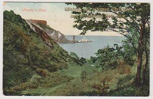 Devon postcard - Ansteys Cove, Torquay (A1488)