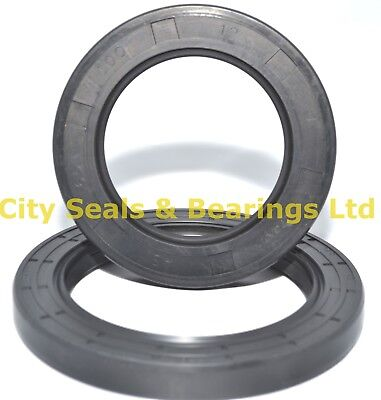 """1 11//16/""""x2 3//16/""""x3//16/"""" Rubber Imperial Rotary Shaft Oil Seal 21816818 Oil Seal"""
