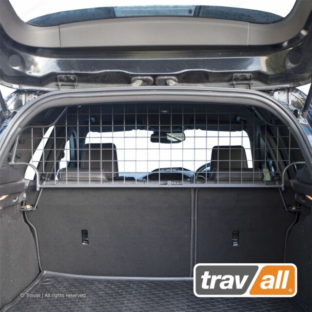 Quilted Boot Liner For Ford Focus Estate 2011-ON Mesh Dog Guard